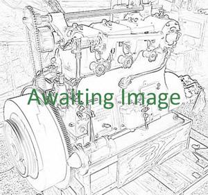 JP,JS & JK Water Cooled Marine Exhaust Manifold