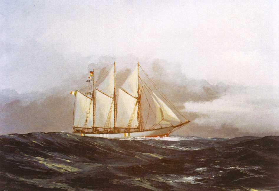 HMS Cymric