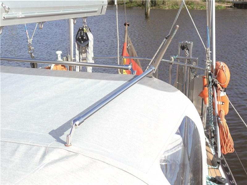 Marinetech Edelstahlhandel Kit Embout Main Courante Pour Deux Rampes