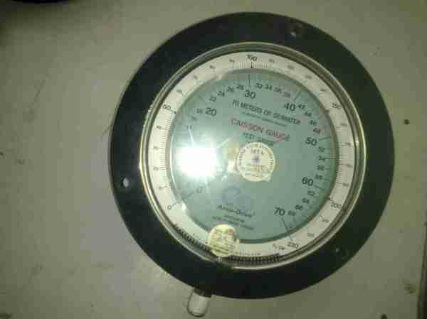 Pressure Calibration Marine Tech Automation