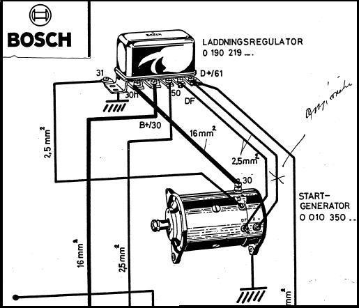 Step Motor Bedradings Schema