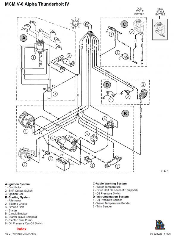 3 7 mercruiser wiring diagram wiring free printable wiring diagrams