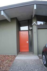 Eichler Front Door Escutcheon Kit Restoration | Marin ...