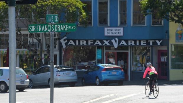 Fairfax approves Sir Francis Drake Boulevard name change