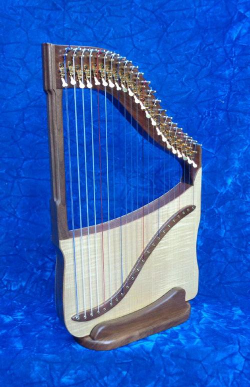 marini made harps 22