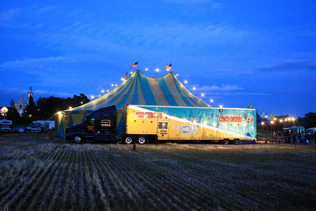 American Crown Circus Comes to Town  Marin Mommies