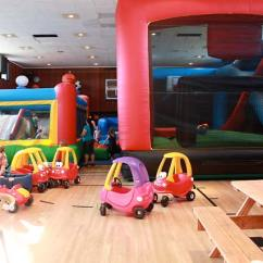 Inflatable Chairs For Adults Industrial Dining Table And The Marin Birthday Party Guide | Mommies