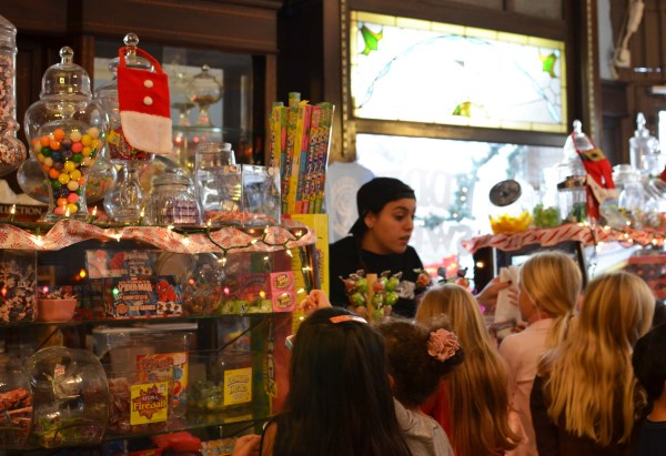 Ice Cream and Candy Shop