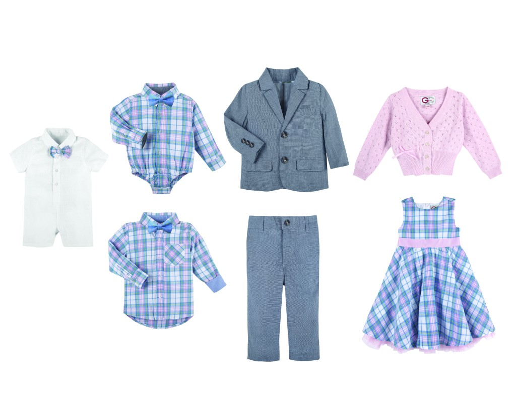 G Cutee Adorable Kids Easter Clothes