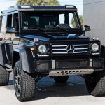 Used 2017 Mercedes Benz G Class G 550 4x4 Squared For Sale 199 900 Marino Performance Motors Stock 281860