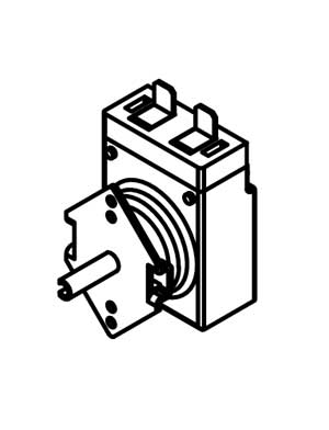 Thermostat for Oven on ARROB Performer Series (residential