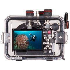 Ikelite 6115.90 UW-Housing for Sony Cyber-shot HX80, HX90, HX99, HX90V, WX500