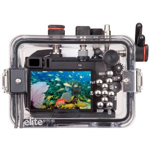 Ikelite 6170.50 Underwater Housing for Panasonic Lumix ZS50 TZ70