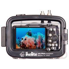 Ikelilte 6233.01 Underwater Housing for Olympus Tough TG-1, TG-2