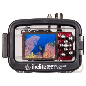 Ikelite 6243.40 Underwater Housing for Canon PowerShot ELPH 135, ELPH 140, IXUS 145, IXUS 150