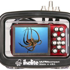 Ikelite 6270.25 Underwater Housing for Panasonic Lumix TS25 TS30 FT25 FT30