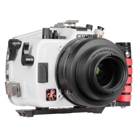 Ikelite 71702 (camera and port as an example. Not supplied)