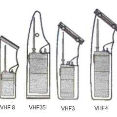 ewa-marine VHF3