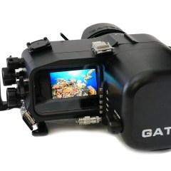 Gates 0155-10-501 Underwater housing for Sony AX700, NX80, Z90