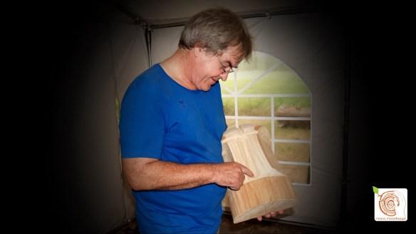 Kreativkurs mit Holz bei Mario Mannhaupt in Luckenwalde