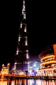 Dubai - Burj Khalifa by Night
