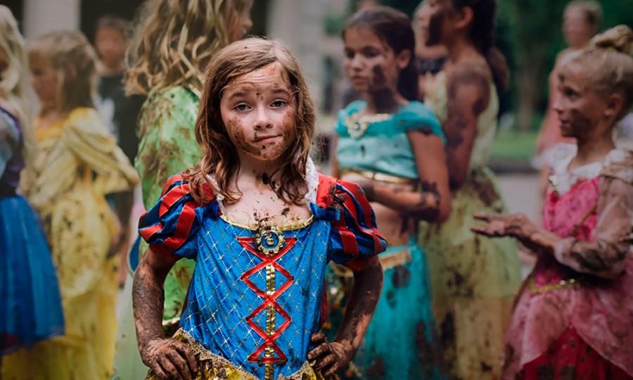 #DreamBigPrincess <br>A las niñas del mundo les toca soñar en grande