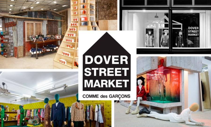 Dover Street Market, el poder del nombre
