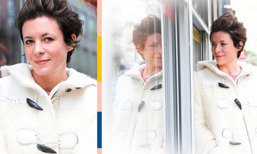 La pionera del <i>street style</i> se convierte en <i>life coach</i>