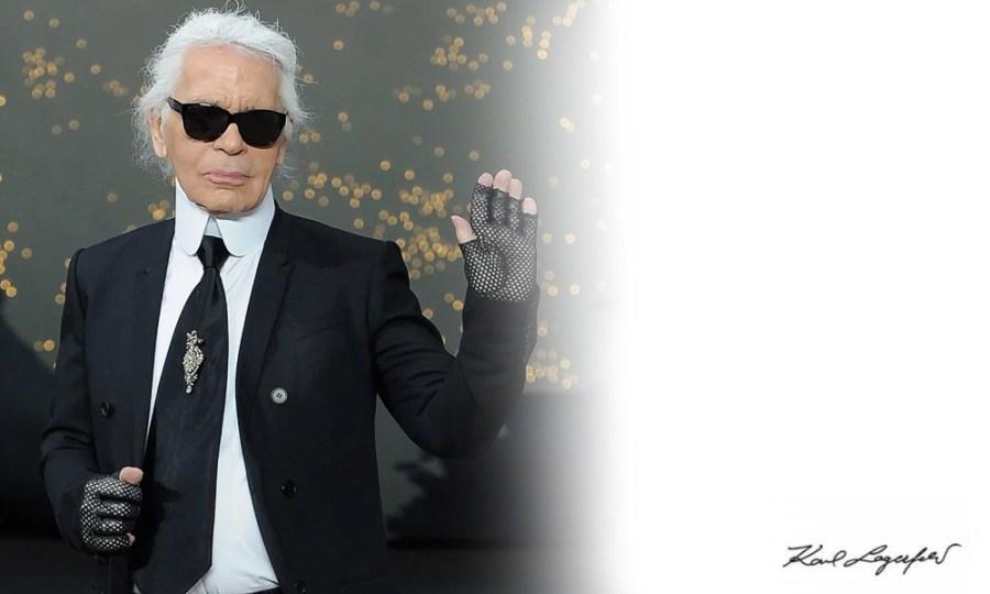 Karl Lagerfeld 1933-2019