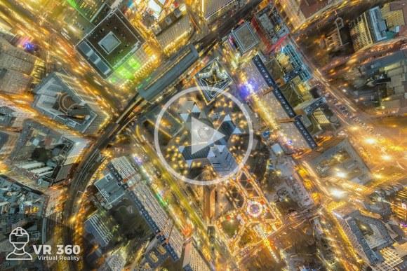 Fotografía Aérea 360 Torre de la TV