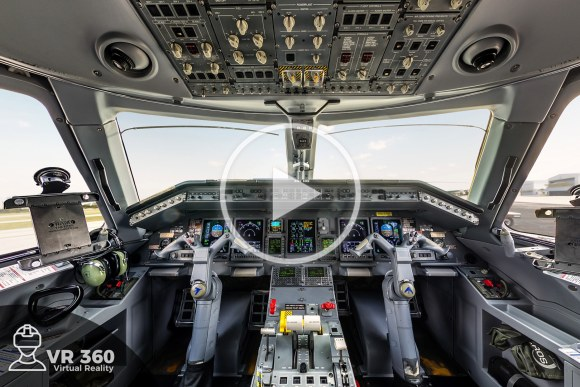 Jet Embraer de Satena