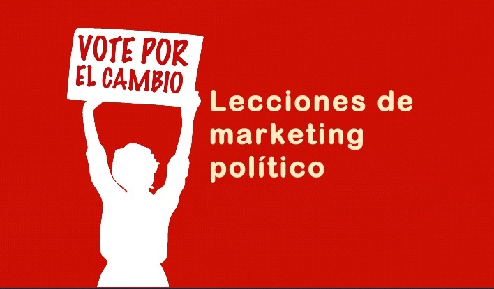 lecciones de marketing político