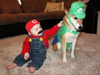 Baby Mario And Luigi Costumes | www.pixshark.com - Images ...