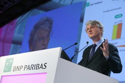 ASSEMBLEE GENERALE DES ACTIONNAIRES DE LA BNP PARIBAS