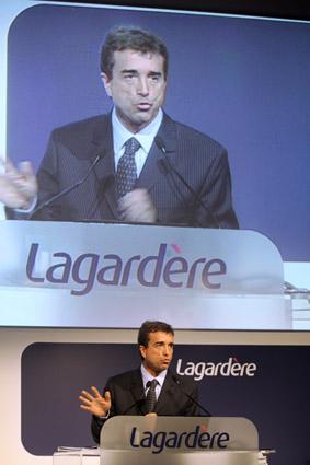 RESULTATS POUR L'ANNEE 2007 DE LAGARDERE