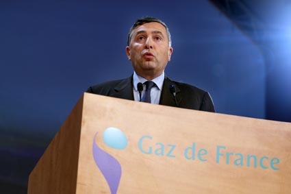 ASSEMBLEE GENERALE DES ACTIONNAIRES DE GAZ DE FRANCE