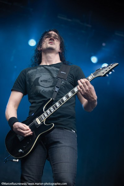 Gojira - supporting band for Metallica