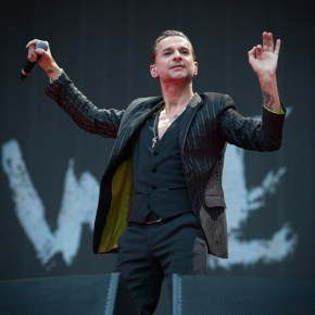 Depeche Mode, Stade de France, Saint-Denis, 15/06/2013