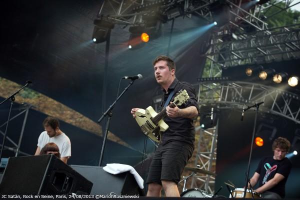 JC Satàn, Rock en Seine