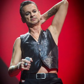Depeche Mode, Bercy , Paris, 29/01/2014