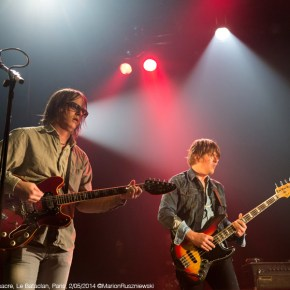 The Brian Jonestown Massacre, Le Bataclan, Paris, 21/05/2014
