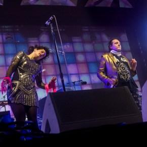 Arcade Fire, Le Zénith, Paris, 3/06/2014
