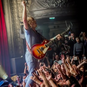 JC.Satàn & Ty Segall, La Cigale, Paris, 21/10/2014