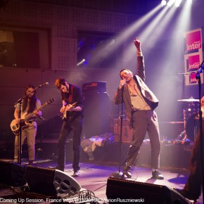 The Fat White Family, Coming Up Session, France Inter, Paris 1/03/2016