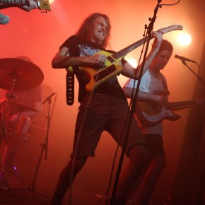 The Mystery Lights King, Gizzard & The Lizard Wizard, Le Cabaret Sauvage, Paris, 22/06/2017