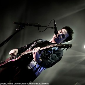 Stereophonics, L'Olympia, Paris, 26/01//2018