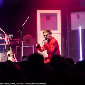 The Divine Comedy, Salle Pleyel, Paris, 28/10/2019