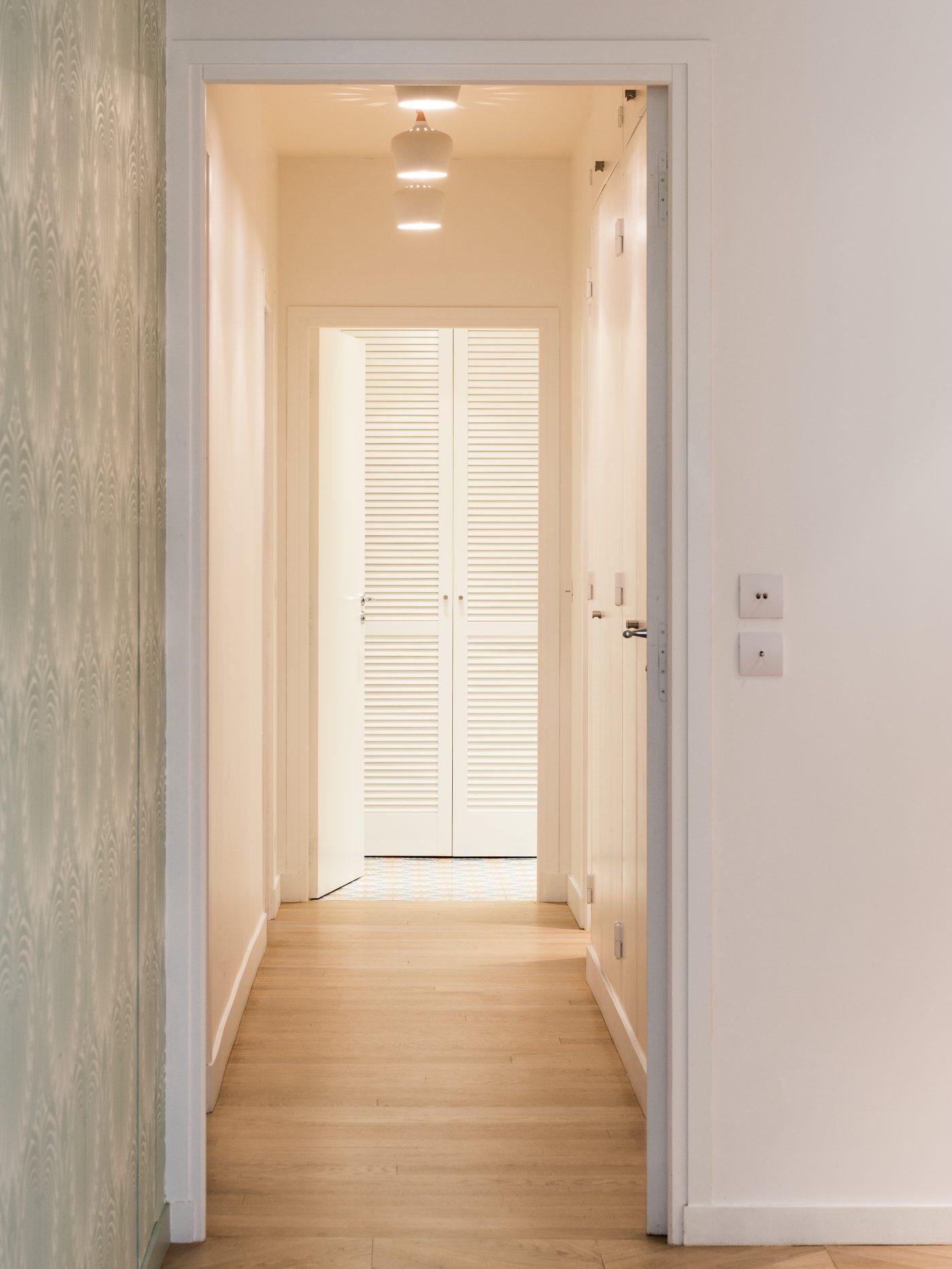 Appartement de 130m2 parc Monceau Paris 8me  Marion