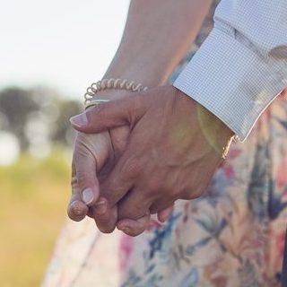 Demande en mariage au Mont-Saint-Michel