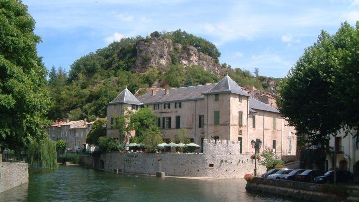 Restaurant Chateau de Lunas